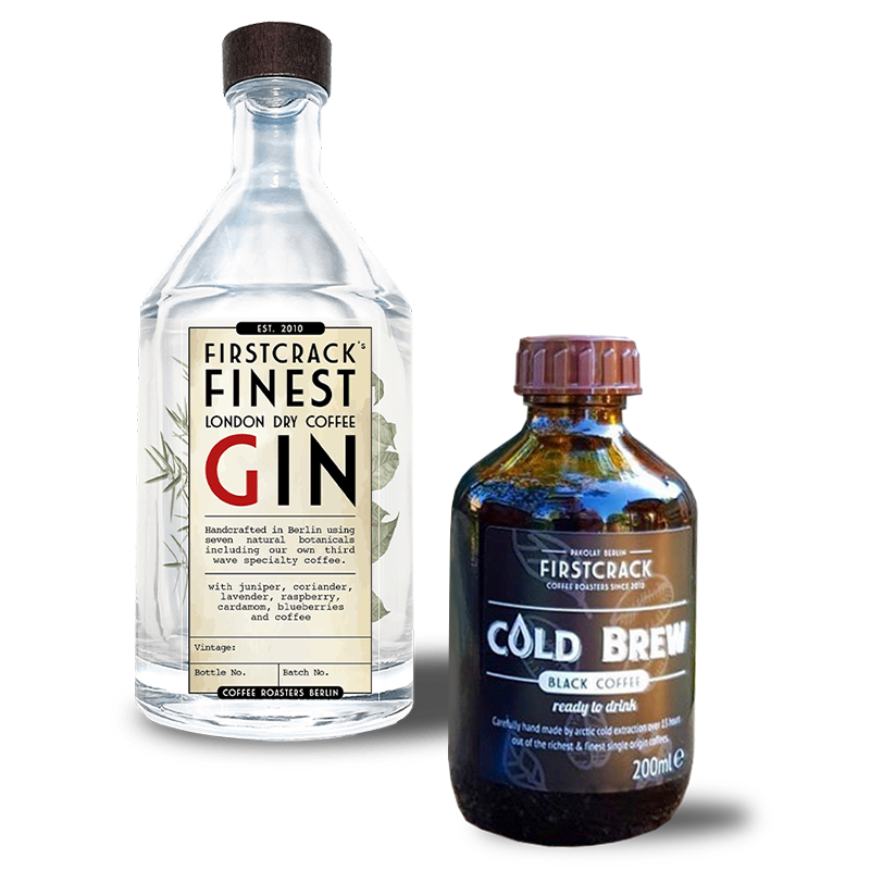 Buy Coffee Online: Coldbrew and Coffee Gin