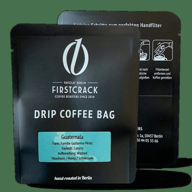 Kaffee online kaufen: Drip Coffee Bags