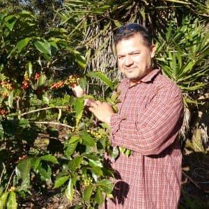 FIRSTCRACK Kaffeeröster Berlin - Lucas Argueta - Honduras